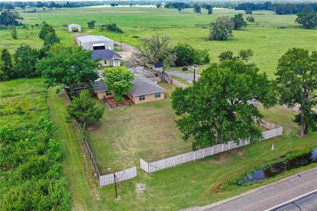 13345 E Us Highway 79, Franklin, TX 77856 (#21008071) :: ORO Realty