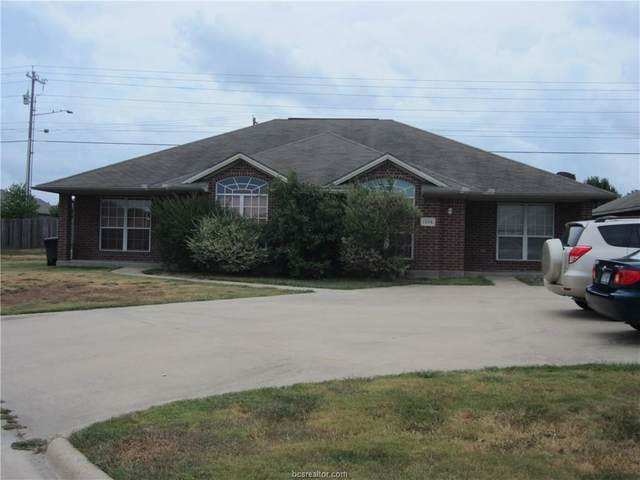 1008-1010 Sun Meadow Court, College Station, TX 77845 (MLS #21008115) :: Treehouse Real Estate