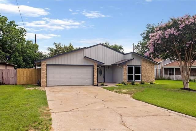4132 Willow Oak Street, Bryan, TX 77802 (MLS #21009696) :: Cherry Ruffino Team