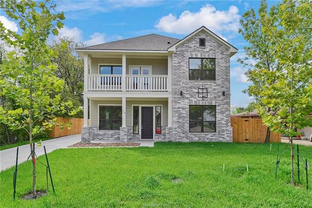110 Moss Street, College Station, TX 77840 (MLS #21009790) :: NextHome Realty Solutions BCS