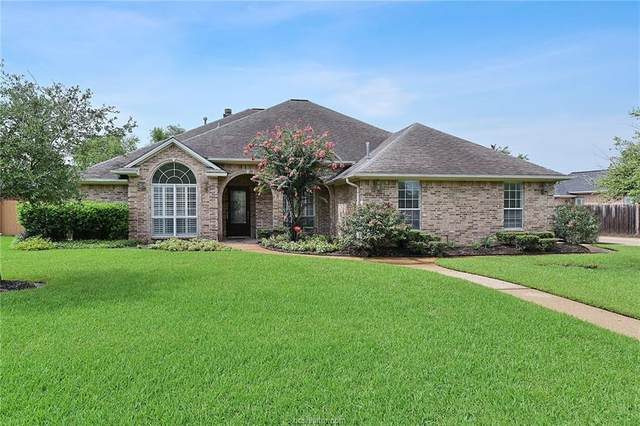 1119 Mission Hills Drive, College Station, TX 77845 (MLS #21009858) :: Treehouse Real Estate