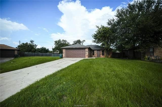 3908 Sioux, Bryan, TX 77802 (MLS #21010280) :: BCS Dream Homes