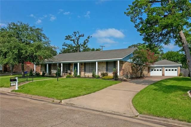 2511 Towering Oaks Drive, Bryan, TX 77802 (MLS #21010317) :: Cherry Ruffino Team