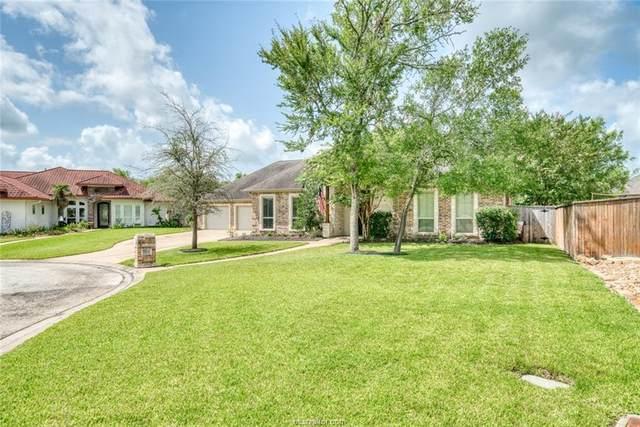5308 Cascades Court, College Station, TX 77845 (MLS #21010355) :: BCS Dream Homes