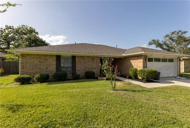 1203 Van Horn Drive, College Station, TX 77845 (MLS #21010377) :: The Lester Group