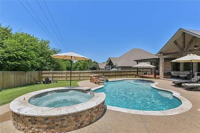 3505 Dovecote Court, Bryan, TX 77808 (MLS #21010423) :: NewHomePrograms.com