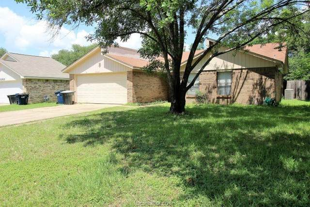 3305 Coastal Drive, College Station, TX 77845 (MLS #21010449) :: The Lester Group