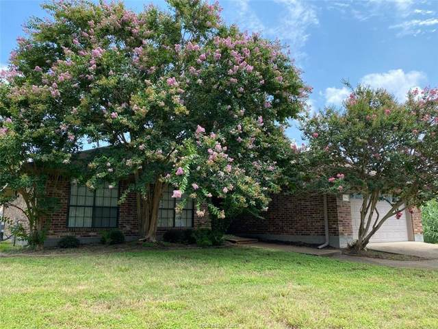 303 Redmond Drive, College Station, TX 77840 (MLS #21010560) :: NextHome Realty Solutions BCS