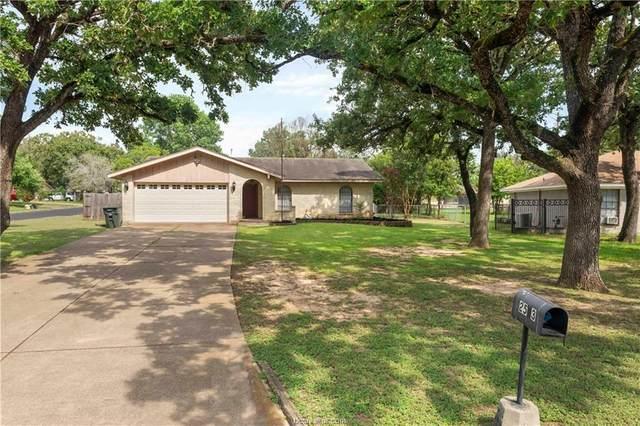 2523 Waterwood Lane, Bryan, TX 77803 (MLS #21010575) :: RE/MAX 20/20