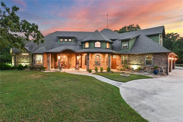 5448 Prairie Dawn Court, College Station, TX 77845 (MLS #21010610) :: The Lester Group