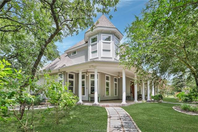 16650 Royder Road, College Station, TX 77845 (MLS #21010728) :: The Lester Group