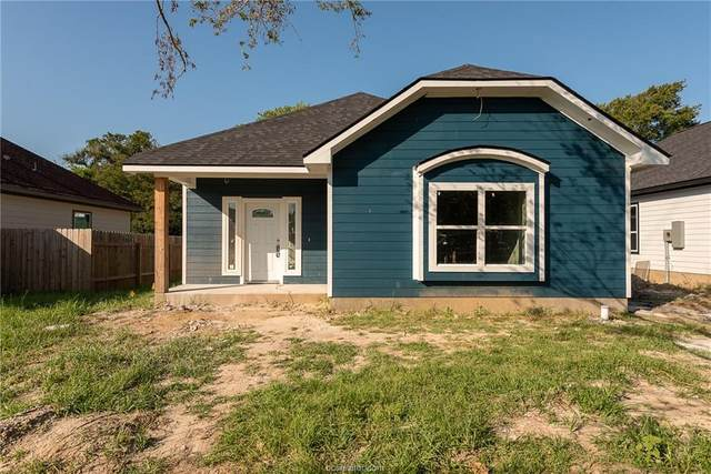 1209 Lincoln Avenue, Bryan, TX 77808 (MLS #21010767) :: The Lester Group