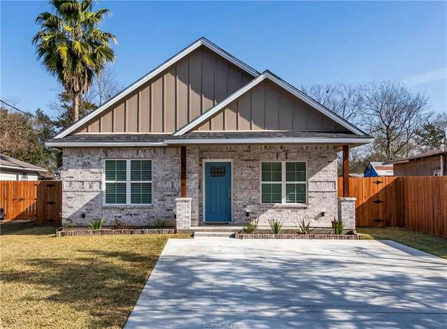 1605 Robeson Street, Bryan, TX 77803 (MLS #21011298) :: The Lester Group