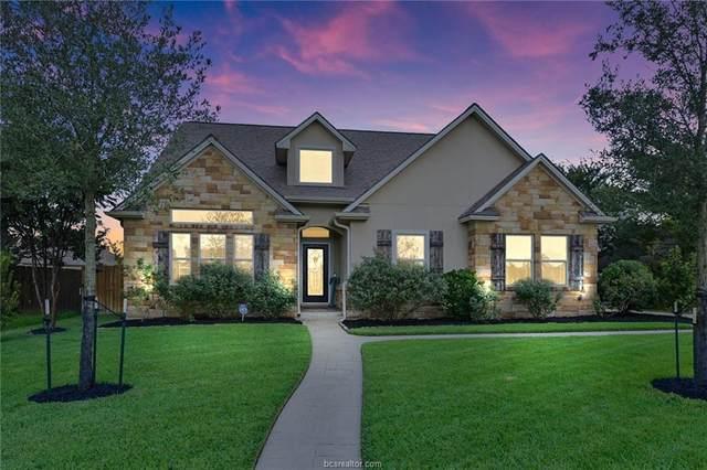 2912 Ascot Court, Bryan, TX 77808 (MLS #21012569) :: Treehouse Real Estate