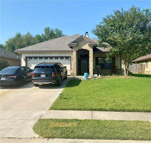 1583 Woodbine Court, Bryan, TX 77802 (MLS #21012582) :: NextHome Realty Solutions BCS