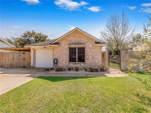 1809 Cheryl Drive, Caldwell, TX 77836 (MLS #21012893) :: Cherry Ruffino Team