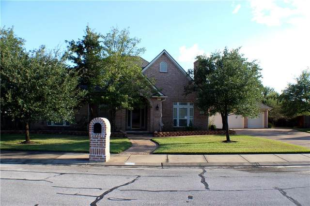714 Berry Creek, College Station, TX 77845 (MLS #21012929) :: Cherry Ruffino Team