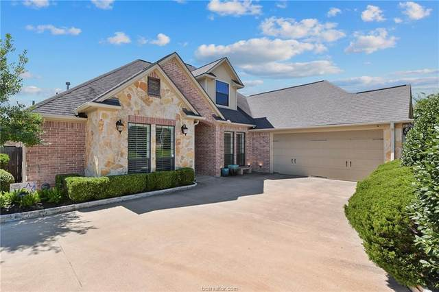 5700 Easterling Drive, Bryan, TX 77808 (MLS #21013020) :: Cherry Ruffino Team