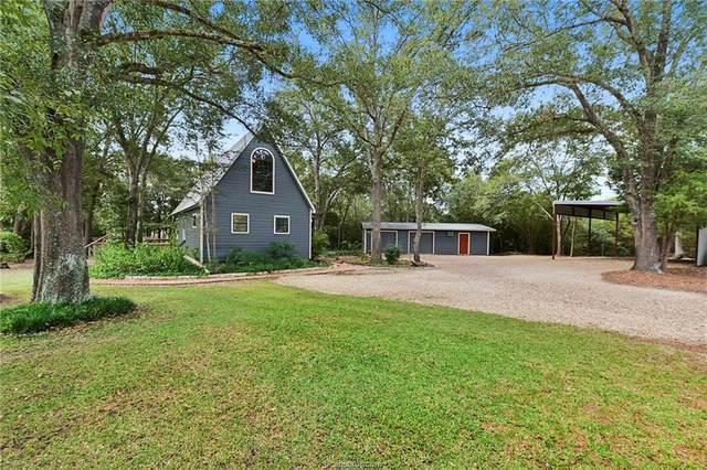 1055 Sand Creek Road, Bryan, TX 77808 (MLS #21013130) :: RE/MAX 20/20