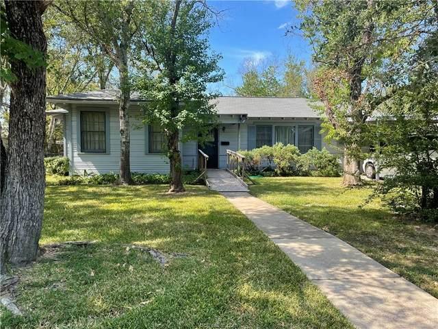 902 Enfield Street, Bryan, TX 77802 (MLS #21013176) :: Cherry Ruffino Team