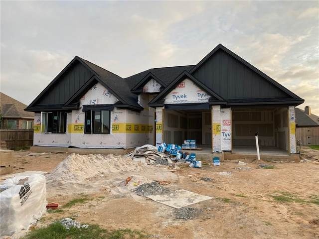 3208 Arundala Way, Bryan, TX 77808 (MLS #21013518) :: BCS Dream Homes