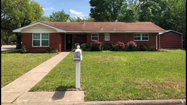 1204 Goode Drive, College Station, TX 77840 (MLS #18004363) :: The Tradition Group