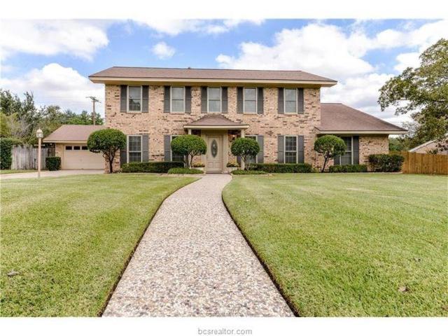 2905 Rustling Oaks Drive, Bryan, TX 77802 (MLS #18004507) :: Cherry Ruffino Realtors