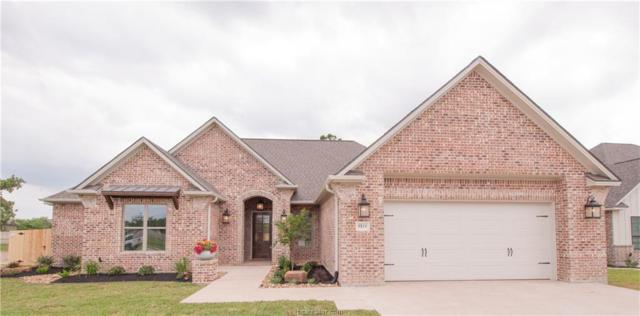 4814 Crooked Branch Drive, College Station, TX 77845 (MLS #18007238) :: Treehouse Real Estate