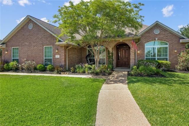 815 Holston Hills Drive, College Station, TX 77845 (MLS #18009158) :: Amber Dawn Cox Realty Group
