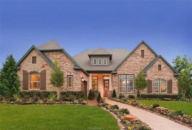 4204 Norwich Drive, College Station, TX 77845 (MLS #18009283) :: The Lester Group