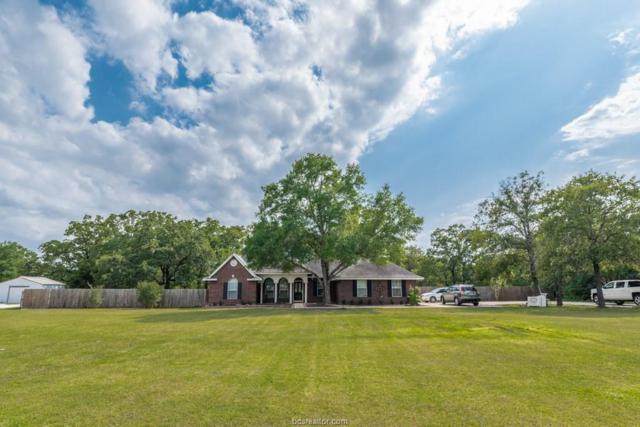 218 Rustic Oaks Drive, Bryan, TX 77808 (MLS #18009298) :: The Lester Group