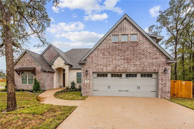 4818 Coopers Hawk Drive, College Station, TX 77845 (MLS #18009738) :: BCS Dream Homes