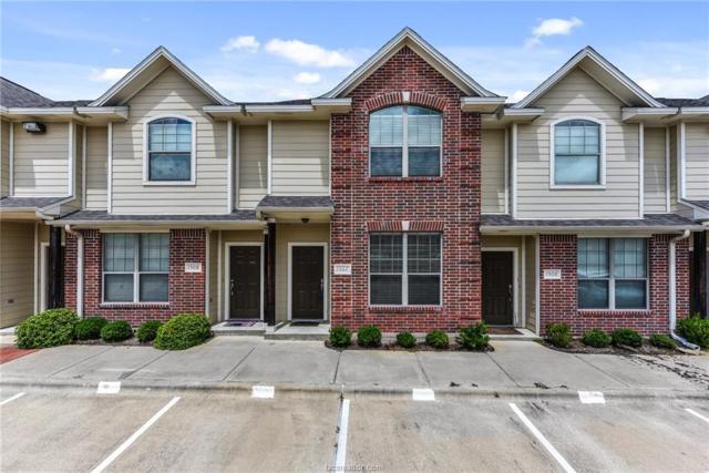 1000 Spring Loop #1507, College Station, TX 77840 (MLS #18014032) :: Chapman Properties Group