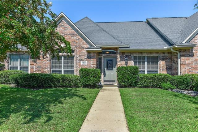 215 Hartford Drive, College Station, TX 77845 (MLS #18016080) :: The Lester Group
