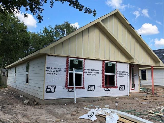 614 W 16th Street, Bryan, TX 77803 (MLS #18016126) :: Treehouse Real Estate