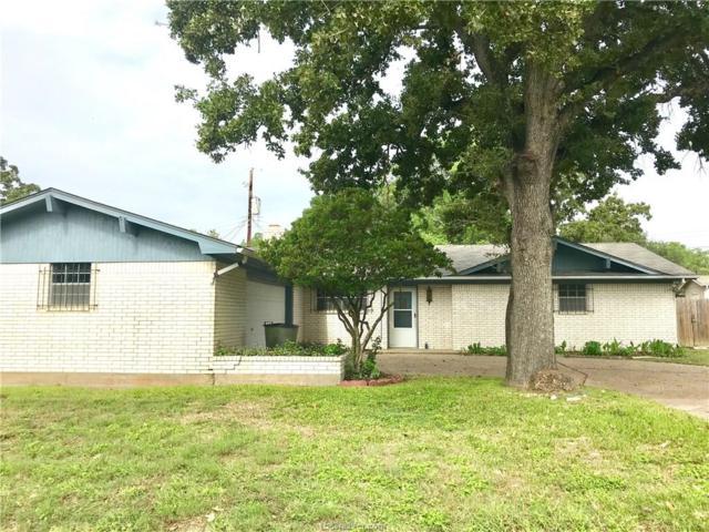 3512 Oakside Drive, Bryan, TX 77802 (MLS #18016317) :: The Lester Group