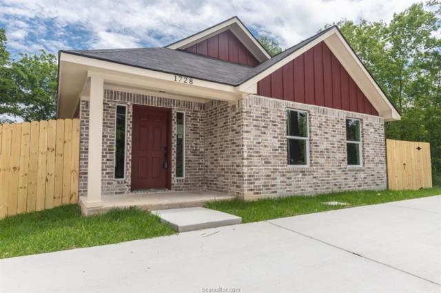 1728 Louis Street, Bryan, TX 77803 (MLS #18016446) :: Chapman Properties Group