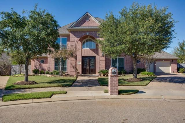 3705 Creston Lane, Bryan, TX 77802 (MLS #18018005) :: The Shellenberger Team