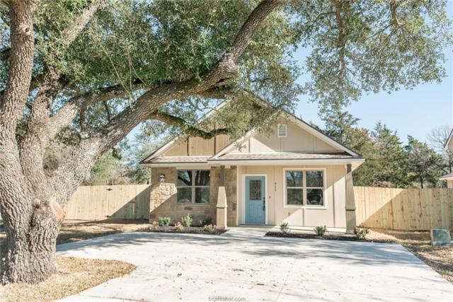 411 Wallace Street, Bryan, TX 77803 (MLS #18018011) :: RE/MAX 20/20
