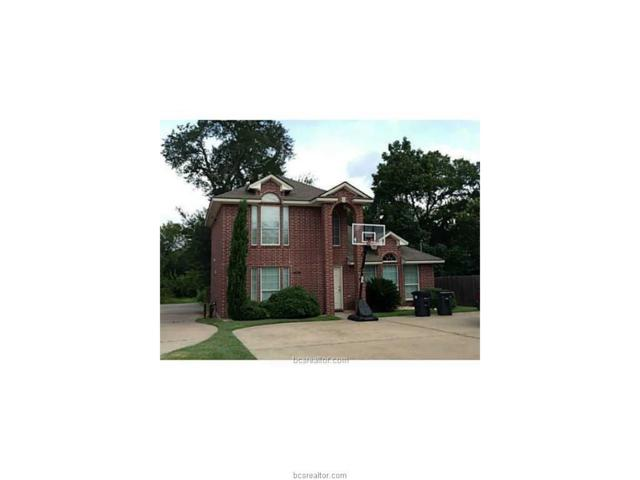 1609 Park Place, College Station, TX 77840 (MLS #18019180) :: BCS Dream Homes