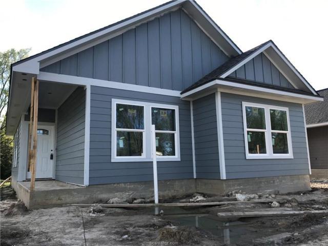 1211 Lincoln Street, Bryan, TX 77808 (MLS #19000224) :: Treehouse Real Estate