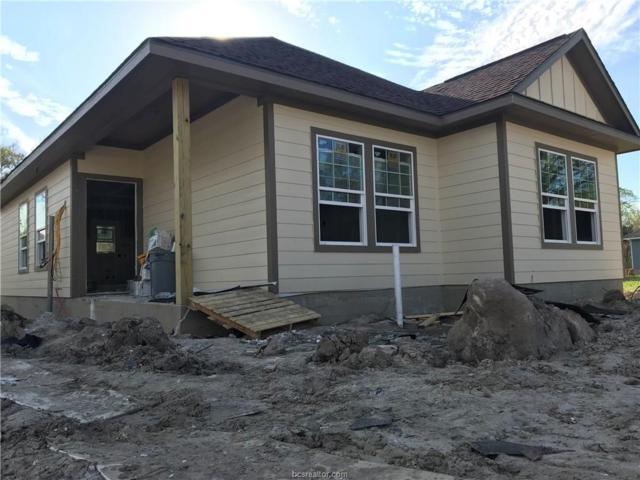 1205 Lincoln Street, Bryan, TX 77808 (MLS #19000227) :: Treehouse Real Estate