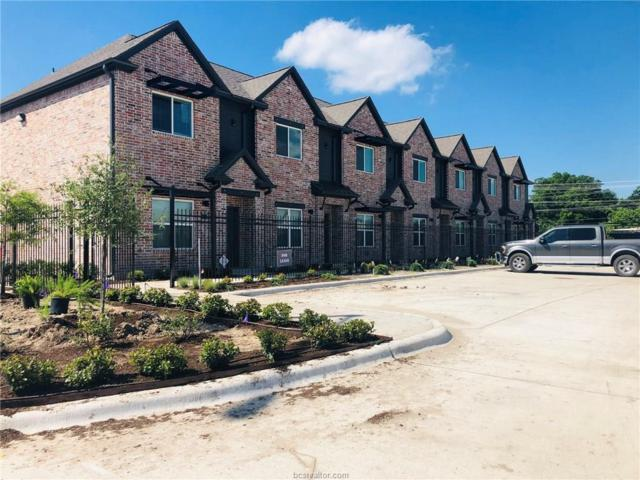 1451 Associates Avenue #103, College Station, TX 77845 (MLS #19000810) :: NextHome Realty Solutions BCS