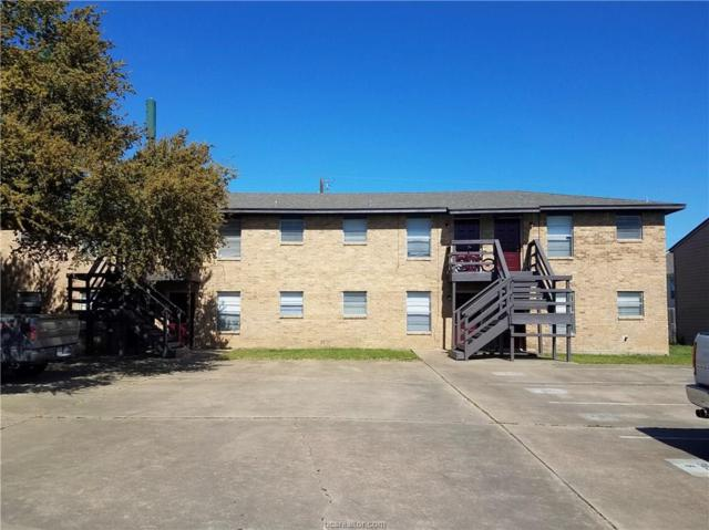 303 Spruce Street 1-8, College Station, TX 77840 (MLS #19001248) :: Treehouse Real Estate