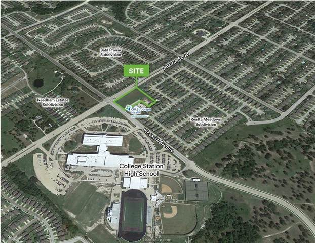 0000 Barron Road Road, College Station, TX 77845 (MLS #19002388) :: BCS Dream Homes