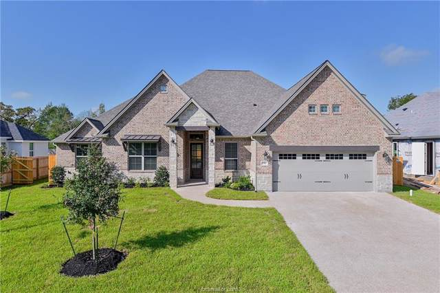 1911 Spanish Moss Drive, College Station, TX 77845 (MLS #19007174) :: Cherry Ruffino Team