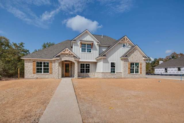 1921 Spanish Moss Drive, College Station, TX 77845 (MLS #19007189) :: BCS Dream Homes