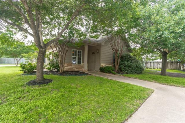 512 Brookside Drive, Bryan, TX 77801 (MLS #19007302) :: Chapman Properties Group