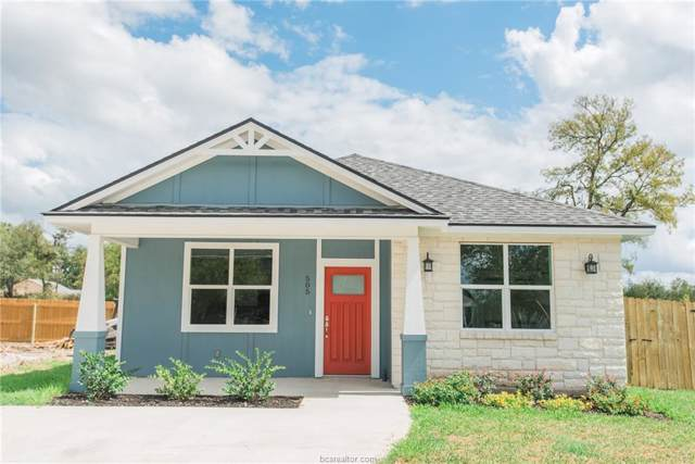 505 Kubin, Bryan, TX 77803 (MLS #19009587) :: BCS Dream Homes