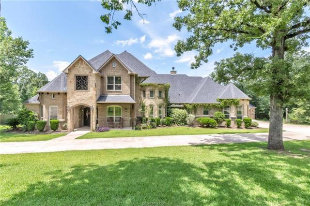 4721 Johnson Creek, College Station, TX 77845 (MLS #19010016) :: RE/MAX 20/20